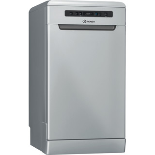 Indesit Посудомийна машина Соло DSFO 3T224 Z Соло A++ Perspective