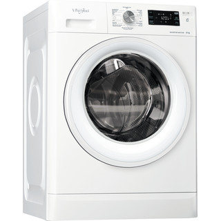 Machine à laver FFBBE 8638 WV F Whirlpool - 8 kg - 1600 tours