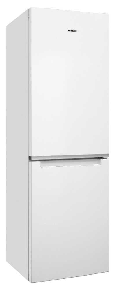 Whirlpool Kombinacija hladnjaka/zamrzivača Samostojeći W7 811I W Bijela 2 doors Perspective