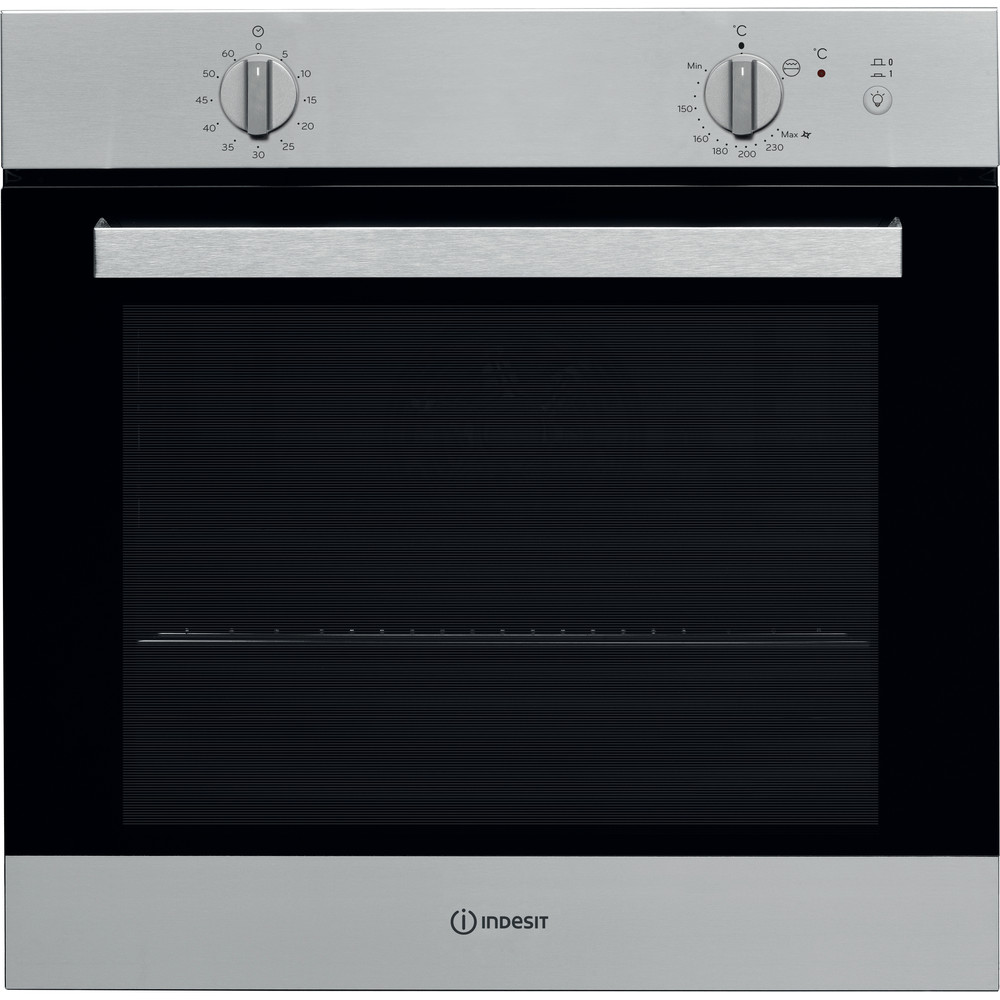 Indesit OVEN Built-in IGW 620 IX UK GAS A+ Frontal