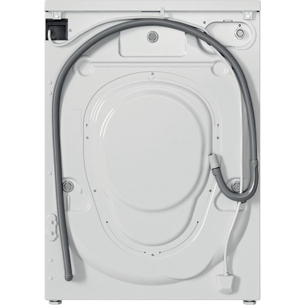 Indesit Mašina za veš Samostojeći EWSC 61251 W EU N Bijela Front loader A+++ Back / Lateral