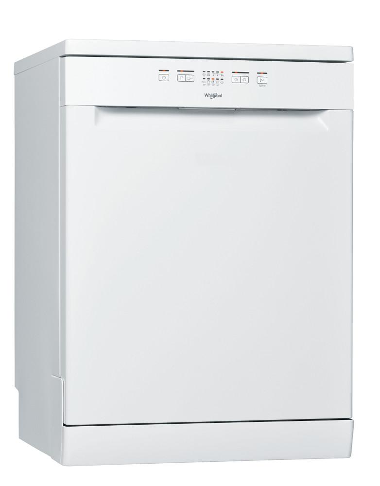 Whirlpool Dishwasher Samostojeća WFE 2B19 Samostojeća A+ Perspective