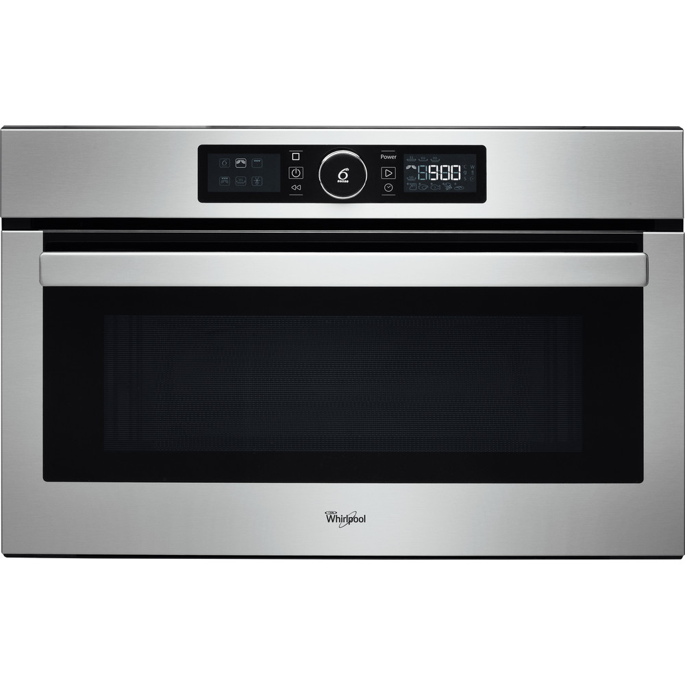 Whirlpool Absolute AMW 730/IX Microwave - Stainless Steel