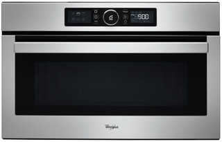 Whirlpool built in microwave oven: stainless steel color - AMW 730/IX