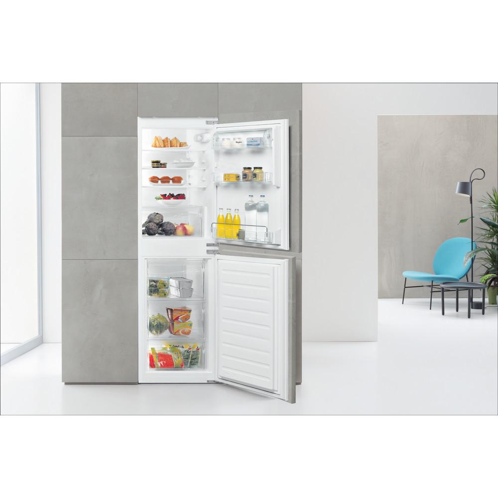 Whirlpool built in fridge freezer - ART 4550 SF1