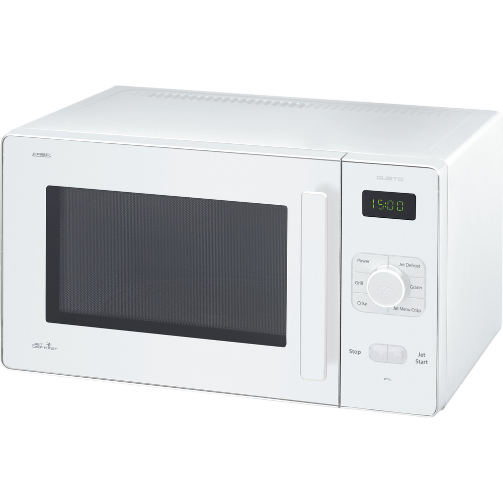 Whirlpool fristående mikrovågsugn: färg vit - GT 285 WH