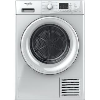 Whirlpool Condenser Tumble Dryer: Freestanding, 8kg - FT CM10 8B UK