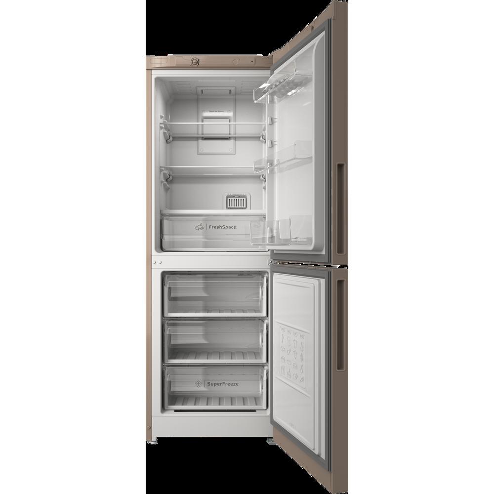 Indesit Холодильник с морозильной камерой Отдельностоящий ITR 4160 E Розово-белый 2 doors Frontal open