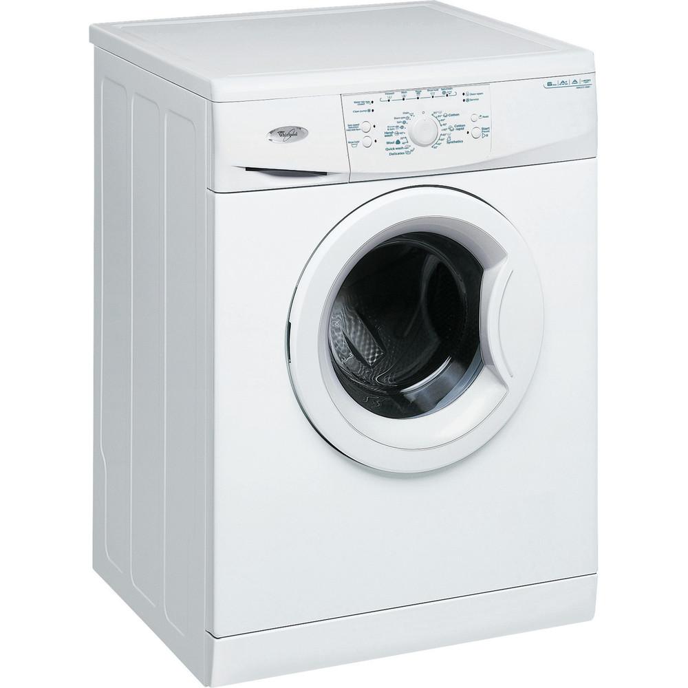 Whirlpool frontmatad tvättmaskin: 6 kg - AWO/D 4681