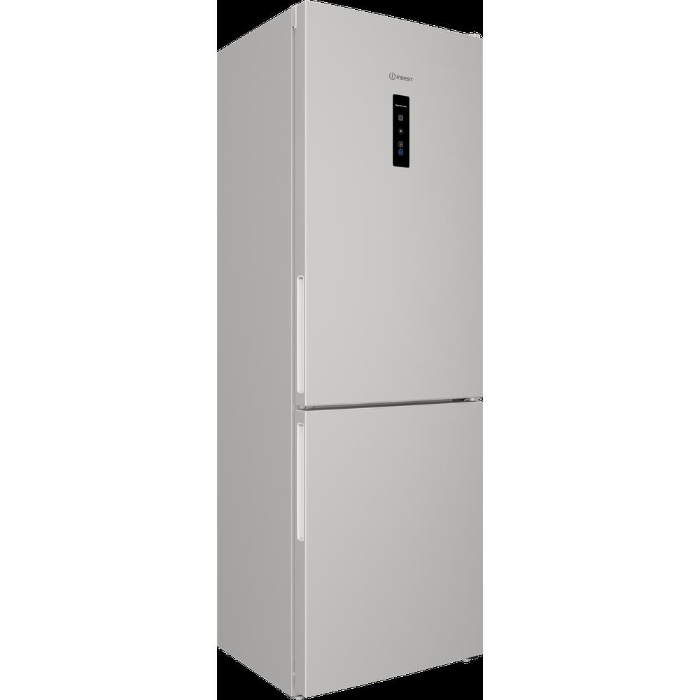 Indesit Холодильник с морозильной камерой Отдельностоящий ITR 5180 W Белый 2 doors Perspective