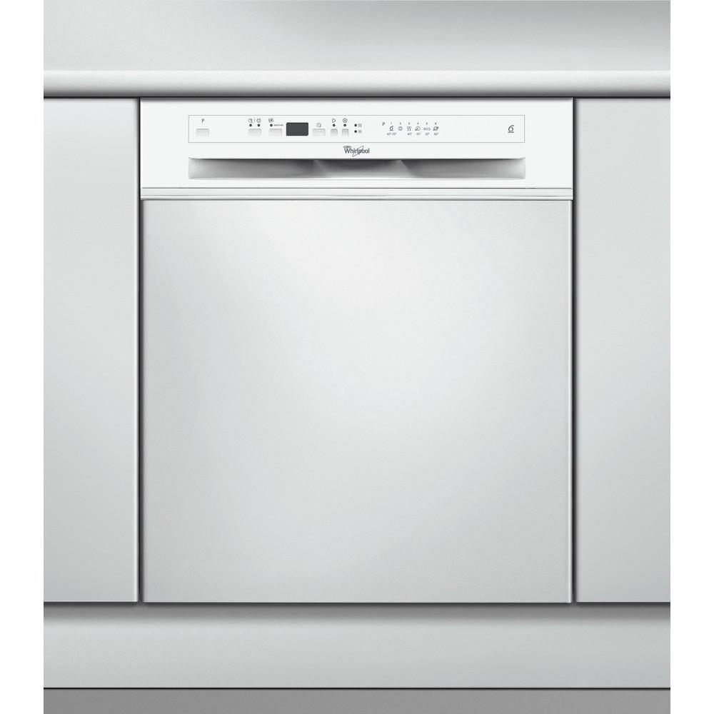 Whirlpool diskmaskin: färg vit, 60 cm - ADPU 8473 WH