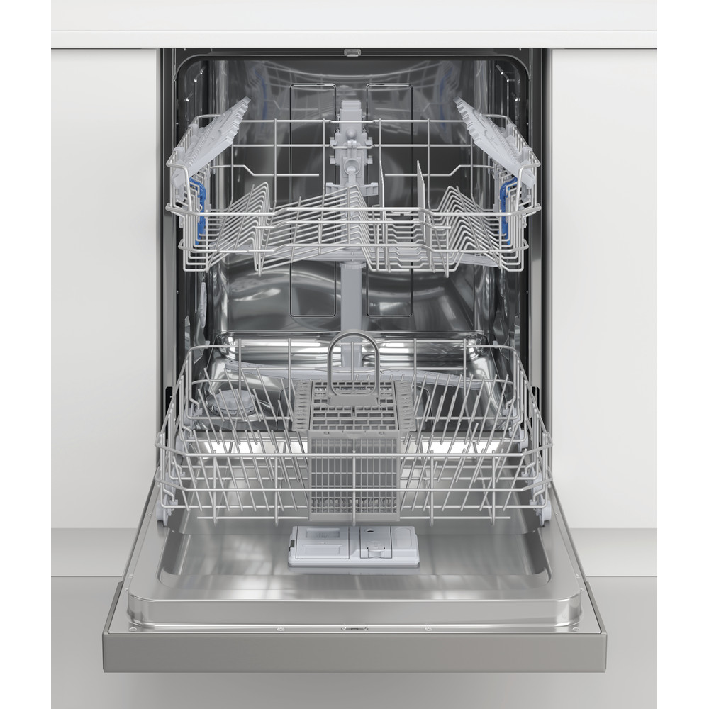 Indesit Vaatwasser Inbouw DBE 2B19 A X Geïntegreerd F Lifestyle frontal open
