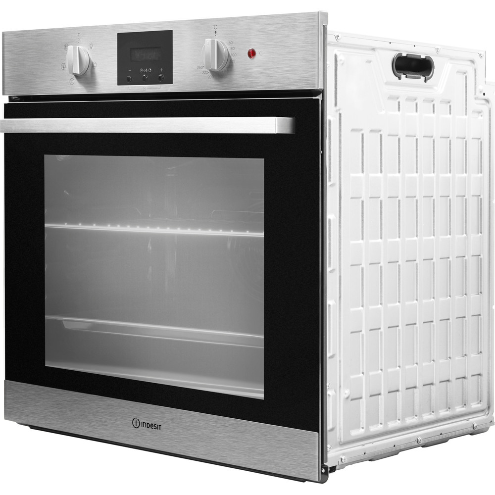Indesit OVEN Built-in IFW 65Y0 IX UK Electric A Perspective