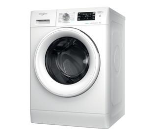 Whirlpool Einbau-Waschmaschine: 8,0 kg - FFB 8448 WEV DE