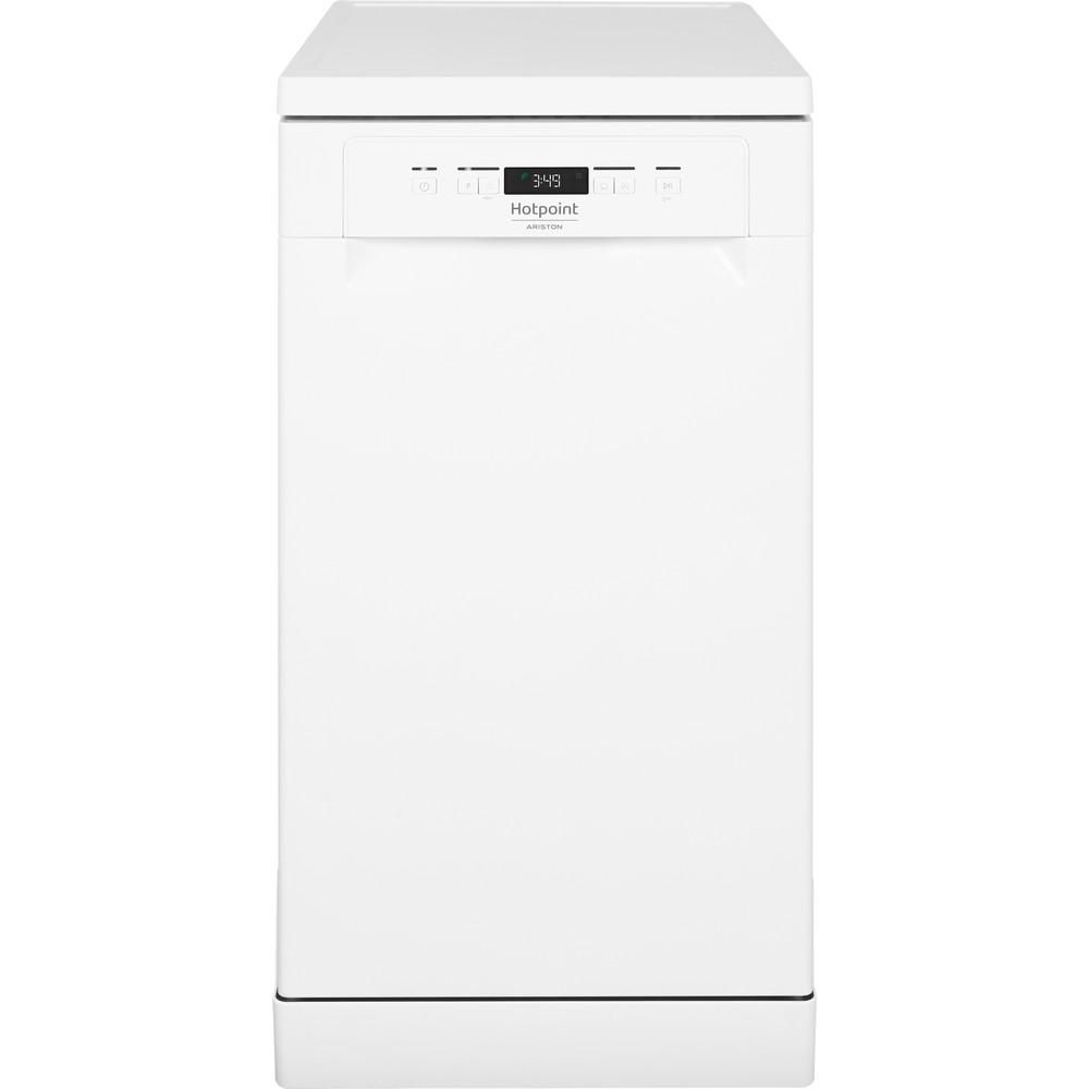 Hotpoint_Ariston Посудомоечная машина Отдельностоящий HSFC 3M19 C Отдельностоящий A Frontal