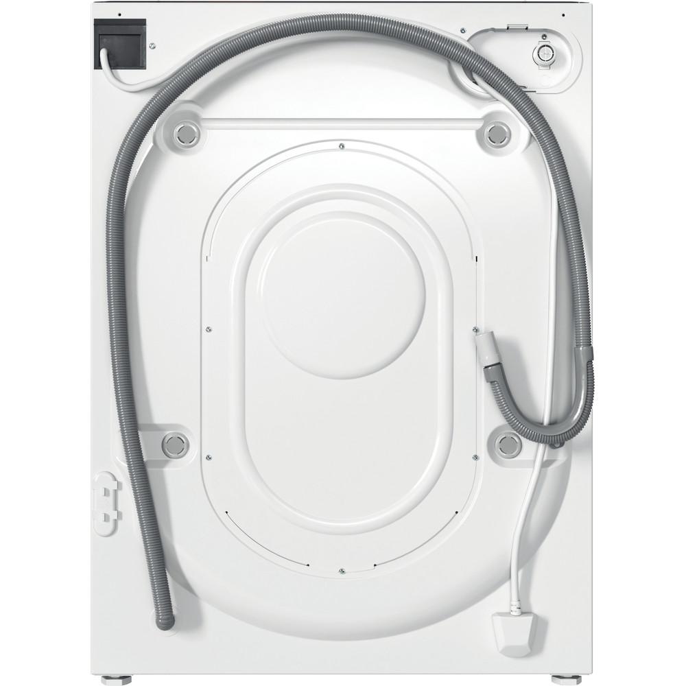 Indesit Перална машина Вграден BI WMIL 71252 EU N Бял Предно зареждане E Back / Lateral