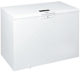 Whirlpool prostostoječa zamrzovalna skrinja: Bela barva - WHE3933 1