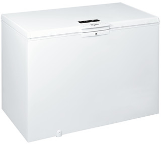 Lada frigorifica independenta Whirlpool: culoare alb - WHE3933