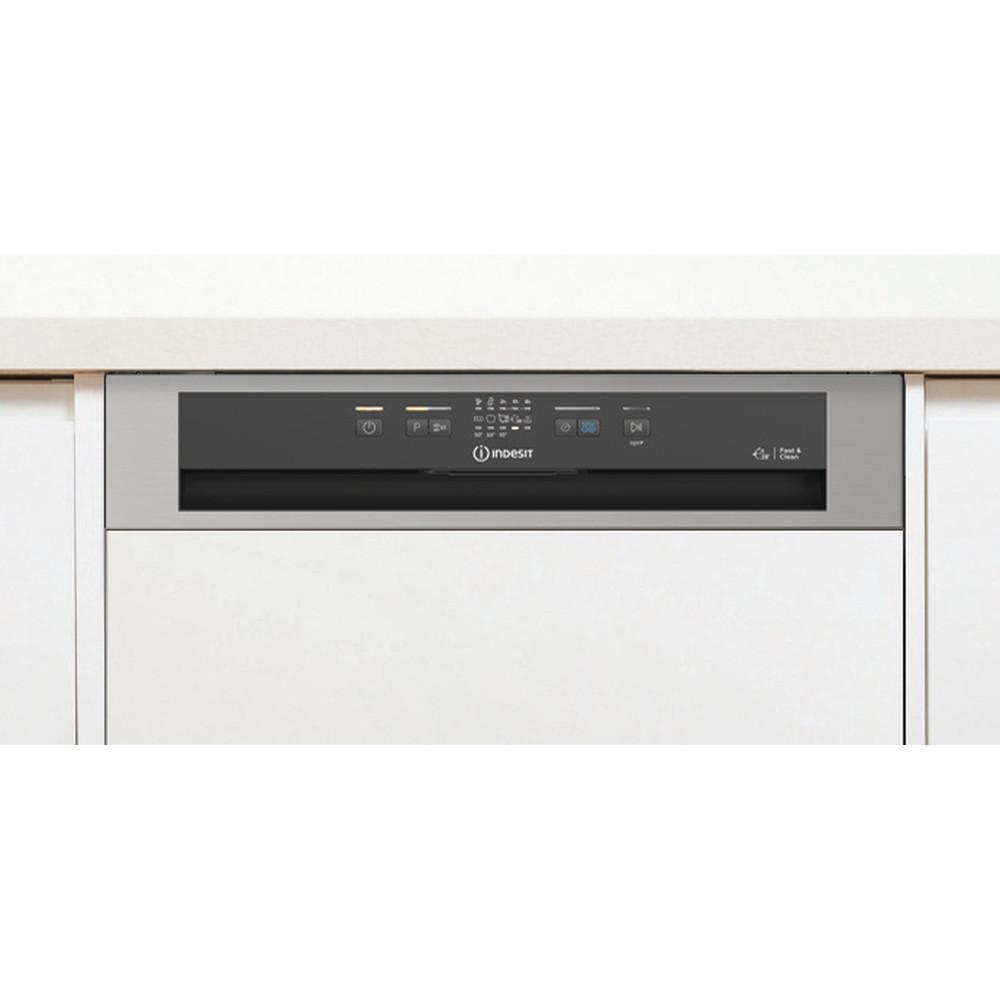 Indesit Lave-vaisselle Encastrable DBE 2B19 A X Int'grable F Control panel