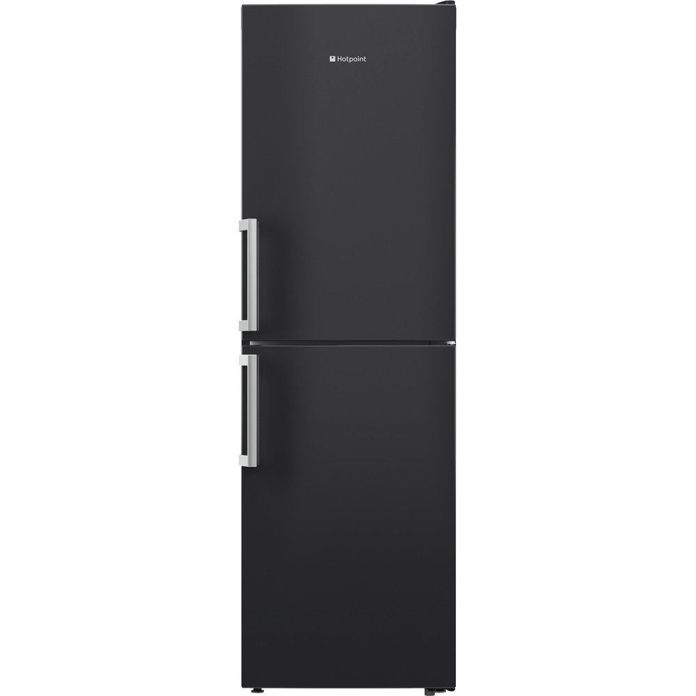 Hotpoint Fridge Freezer Free-standing XECO85 T2I GH.1 Graphite 2 doors Frontal