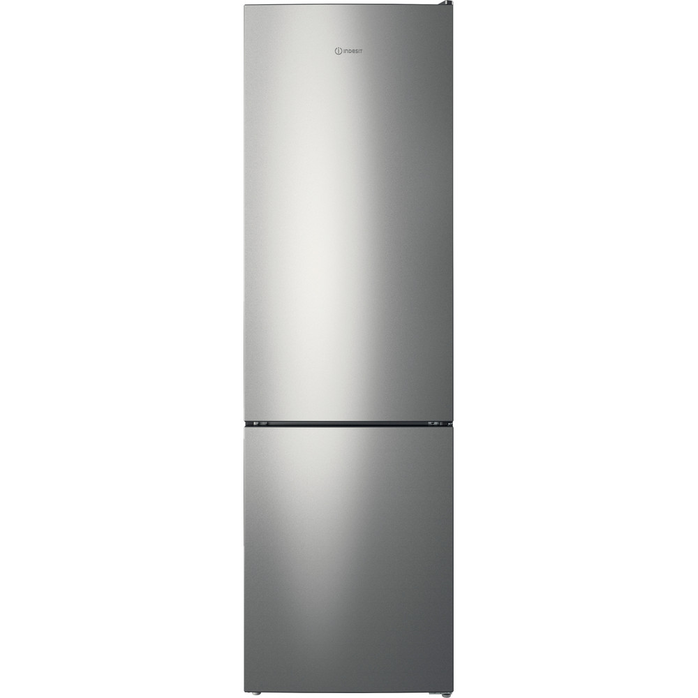 Indesit Холодильник с морозильной камерой Отдельностоящий ITR 4200 S Серебристый 2 doors Frontal