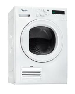 Whirlpool condenser tumble dryer: freestanding, 7kg - DDLX 70113