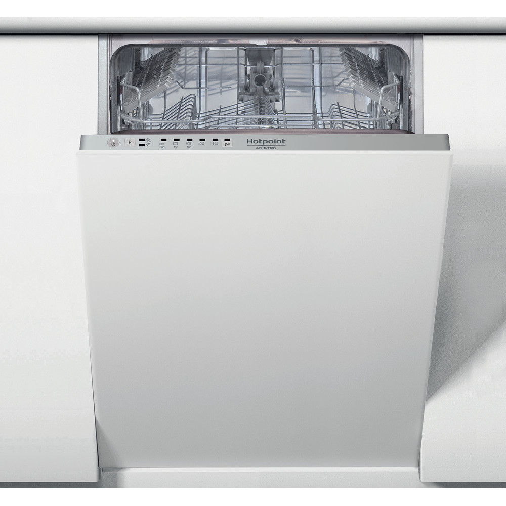 Hotpoint_Ariston Посудомоечная машина Встраиваемая HSIE 2B19 Full-integrated A Frontal