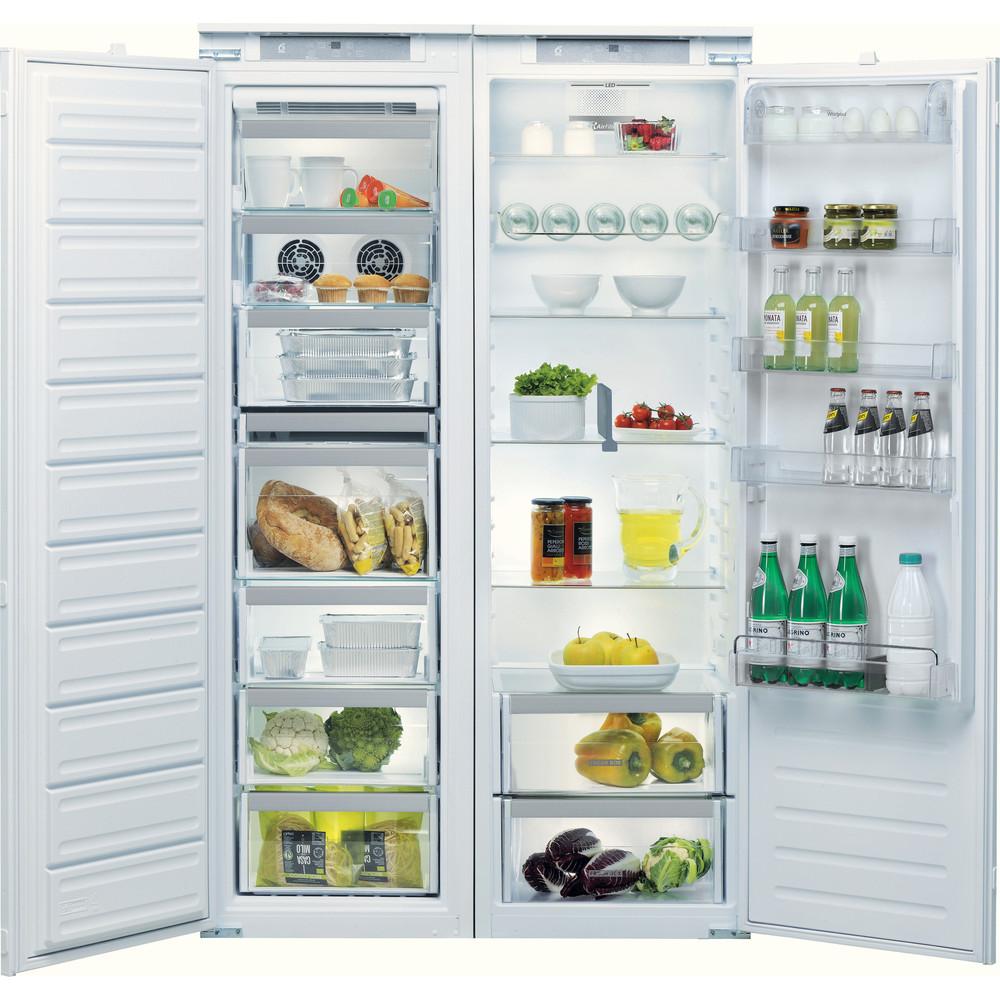 Холодильник Whirlpool вбудований: білий колір - ARG 18082 A++