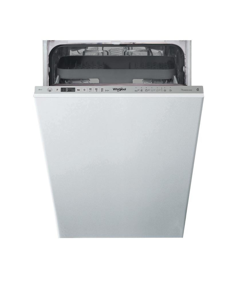 Whirlpool Maşină de spălat vase Incorporabil WSIO 3T223 PCE X Full-integrated A ++ Frontal
