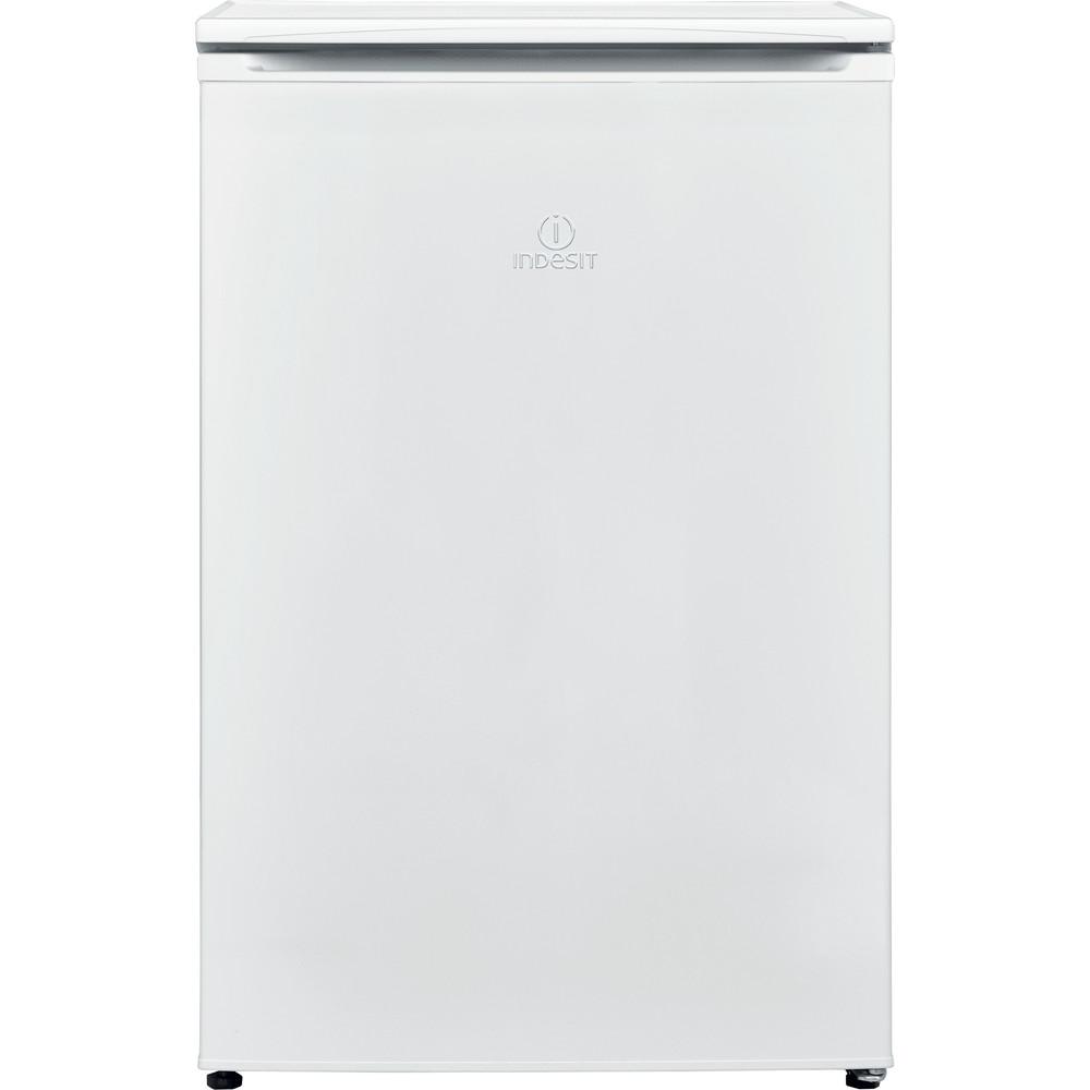 Indesit Congelador Libre instalación I55ZM 111 W Blanco Frontal