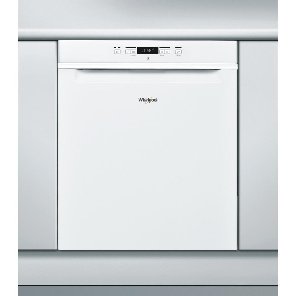 Whirlpool oppvaskmaskin: farge hvit, 60 cm - WUC 3C22