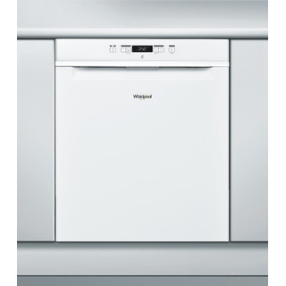 Whirlpool diskmaskin: färg vit, 60 cm - WUC 3C22