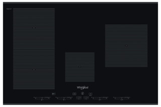 Whirlpool indukciós üvegkerámia főzőlap - SMC 774 F/BT/IXL