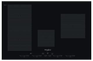 Placa de indução e vitrocerâmica da Whirlpool - SMC 774 F/BT/IXL