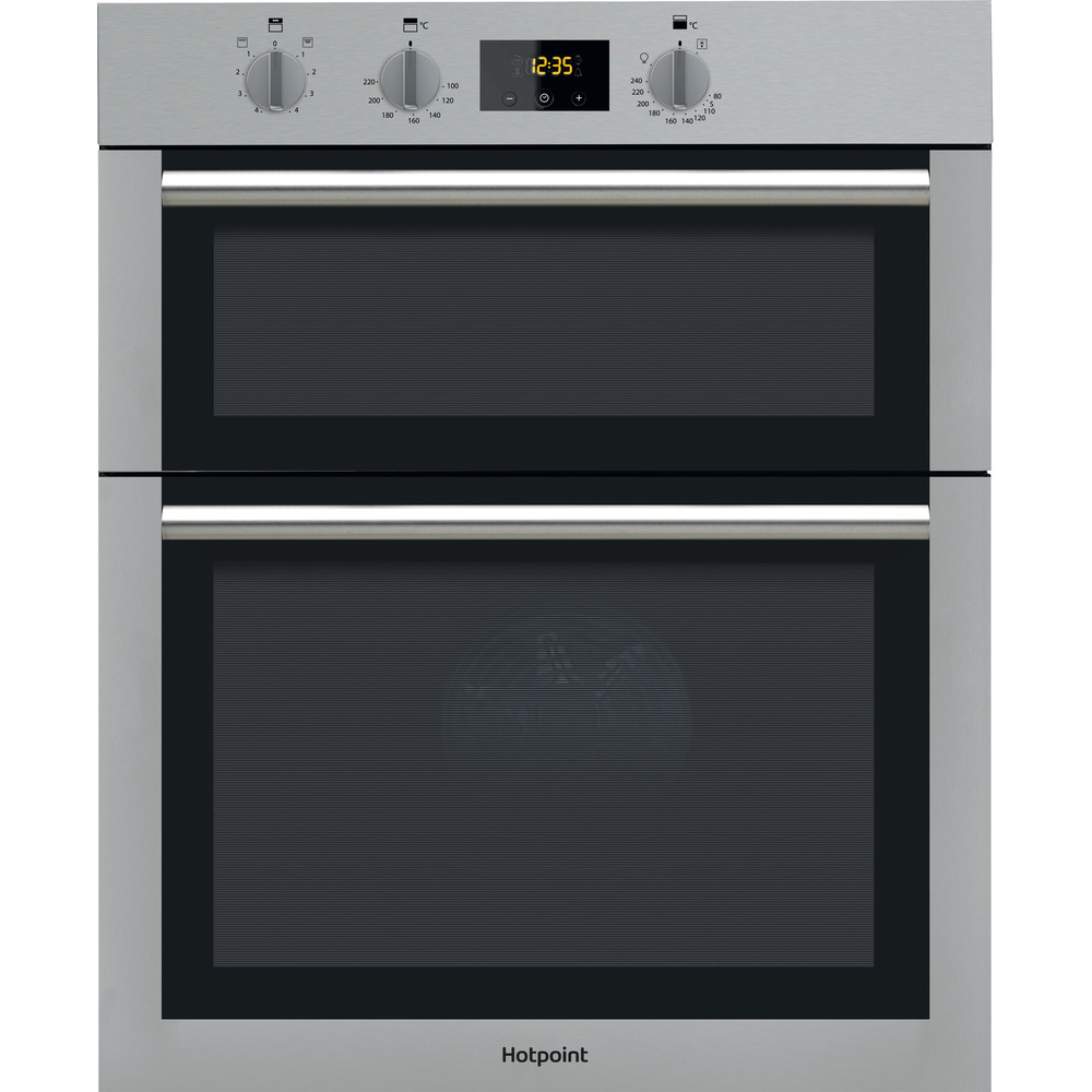 Hotpoint Double oven DD4 541 IX Inox A Frontal