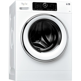 Whirlpool FSCR 80420 Wasmachine - 8kg -1400 toeren