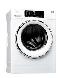 Whirlpool Einbau-Waschmaschine: 8 kg - FSCR80420