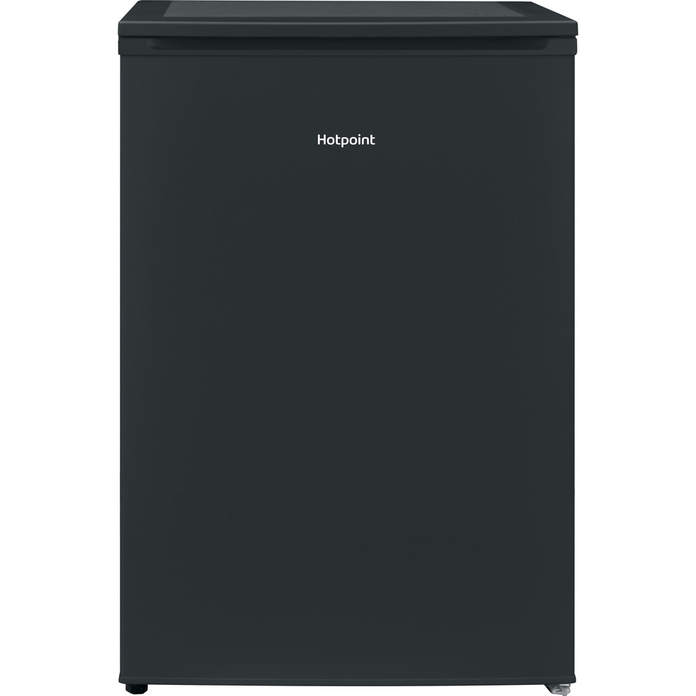 Hotpoint Refrigerator Free-standing H55RM 1110 K 1 Black Frontal