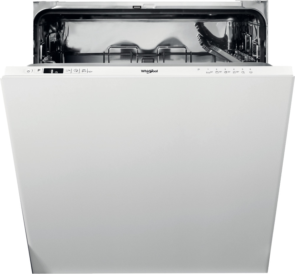 Whirlpool Astianpesukone Kalusteisiin sijoitettava WRIC 3B26 Full-integrated E Frontal