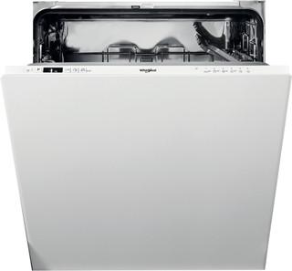 Kalusteisiin sijoitettava Whirlpool astiapesukone: Valkoinen, Täysikokoinen - WRIC 3B26