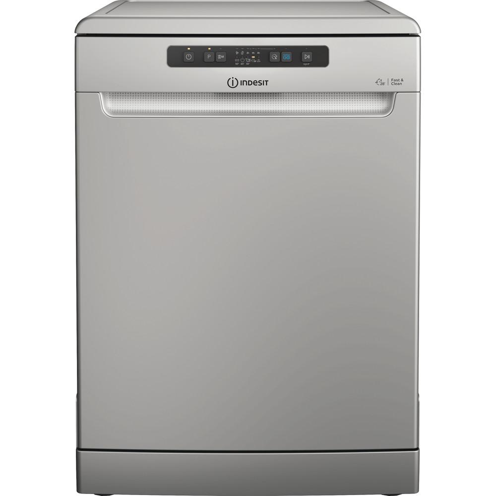 Indesit Посудомоечная машина Отдельностоящий DFC 2B+16 S Отдельностоящий A Frontal