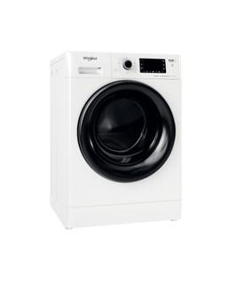 Máquina de lavar e secar roupa de livre instalação da Whirlpool: 10,0 kg - FWDD 1071682 WBV EU N