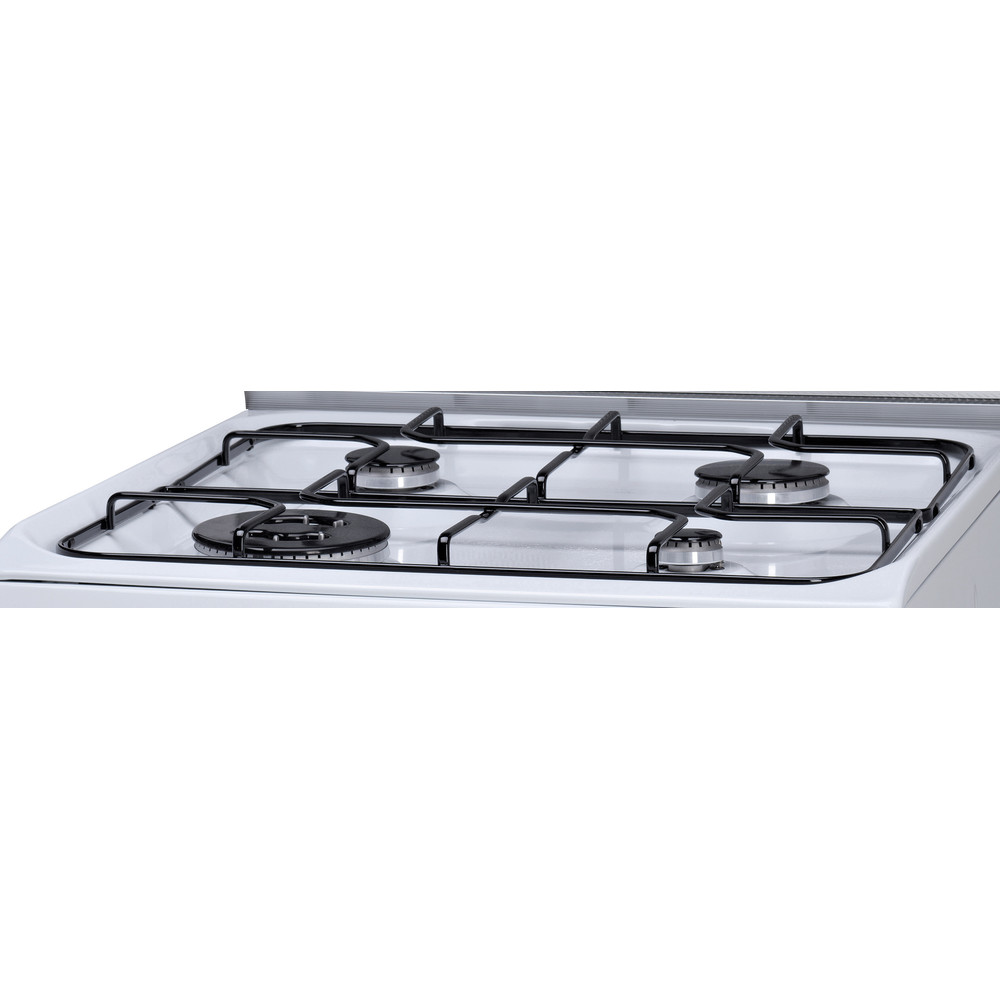 Indesit Cucina con forno a doppia cavità I6TMH2AF(W)/I Bianco GAS Heating_Element