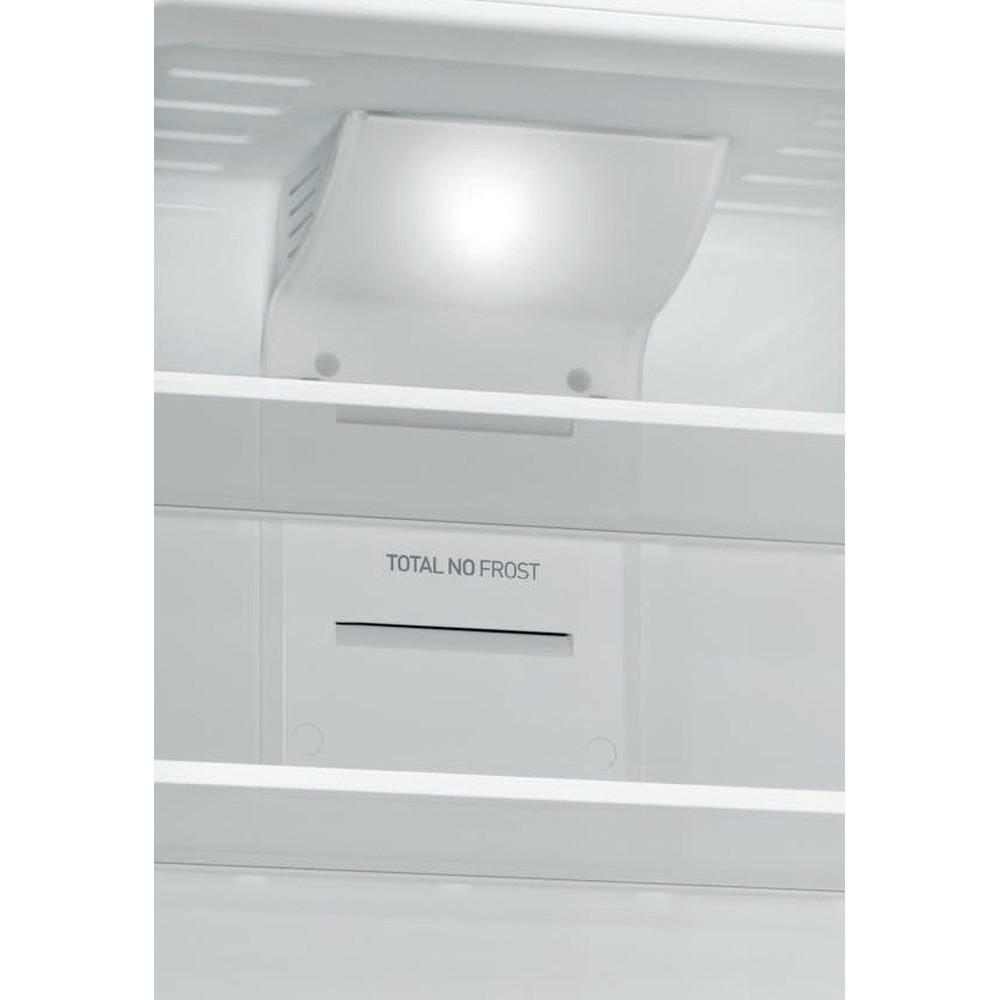 Indesit Холодильник с морозильной камерой Отдельностоящий DF 4180 E Розово-белый 2 doors Lifestyle detail