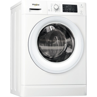 Whirlpool FWDD1071681W Washer Dryer 10+7kg 1600rpm - White