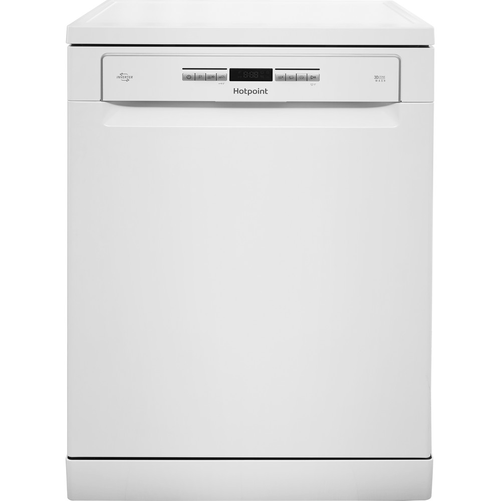 Hotpoint Dishwasher Free-standing HFO 3P23 WL UK Free-standing A Frontal