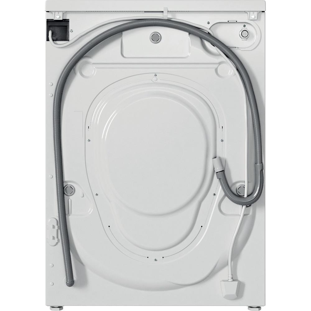 Indesit Lavabiancheria A libera installazione EWD 61051 W IT N Bianco Carica frontale F Back / Lateral