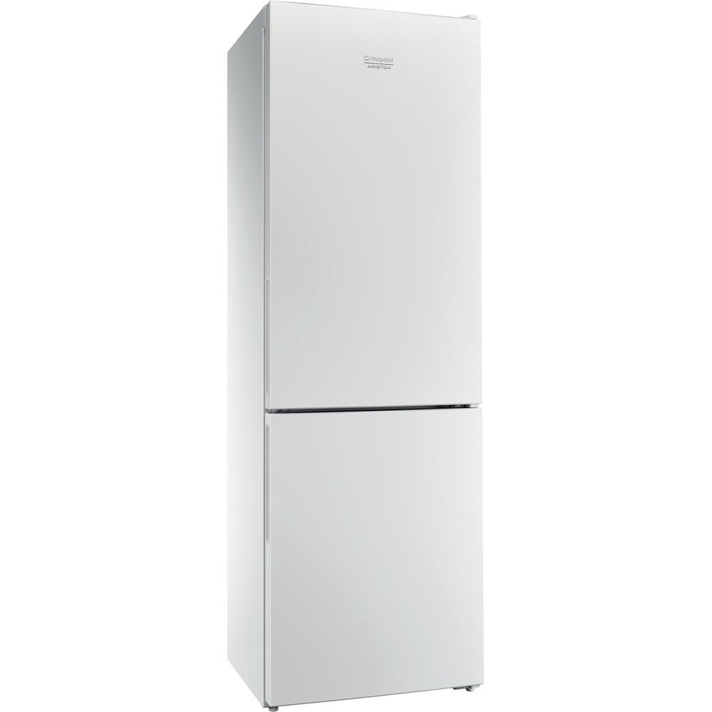 Hotpoint_Ariston Комбинированные холодильники Отдельностоящий HDC 318 W Белый 2 doors Perspective