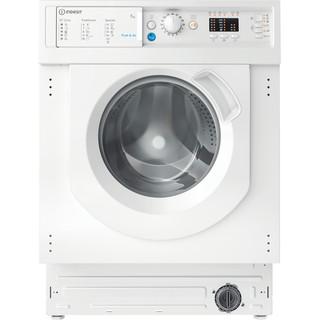 Indesit Veļas mazgājamā mašīna Iebūvējams BI WMIL 71252 EU N Balts Priekšējās ielādes E Frontal