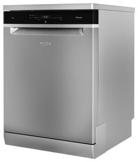 Whirlpool dishwasher: inox color, full size - WFO 3T123 PF X